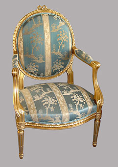 sieges louis xvi. Black Bedroom Furniture Sets. Home Design Ideas